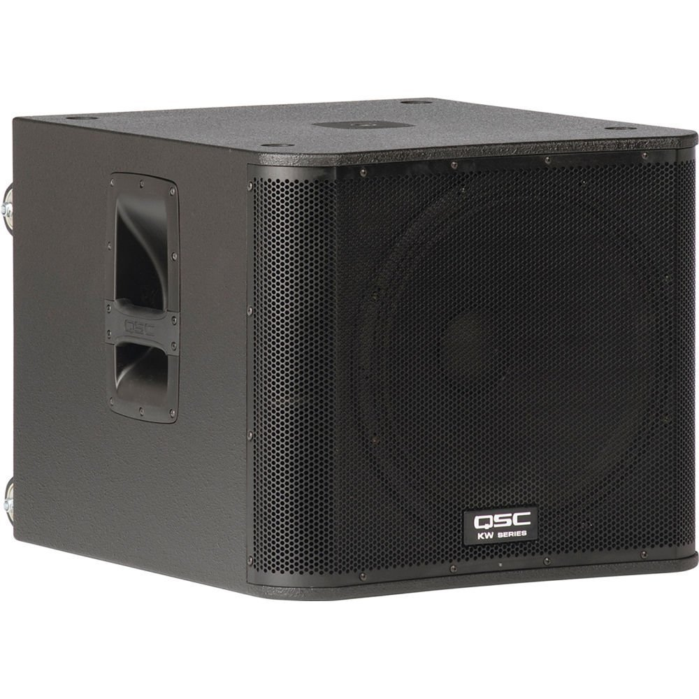 KW181 18″ Active Subwoofer