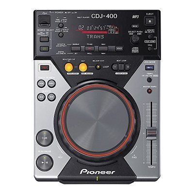 Cdj-400 Professional Digital Turntable
